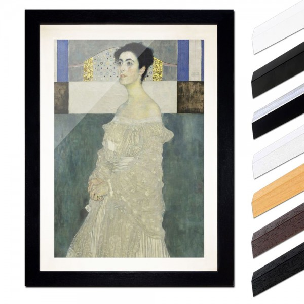 Gustav Klimt - Porträt der Margaret Stonborough-Wittgenstein