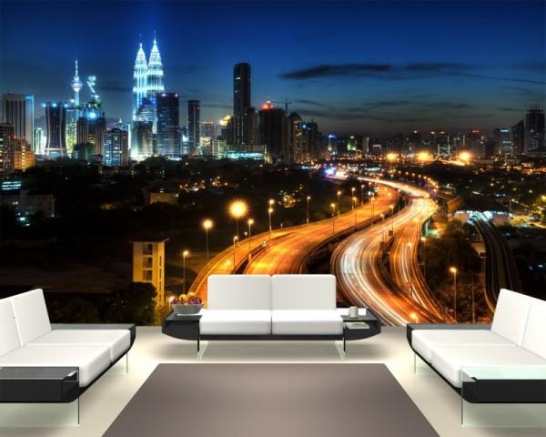 Fototapete Kuala Lumpur