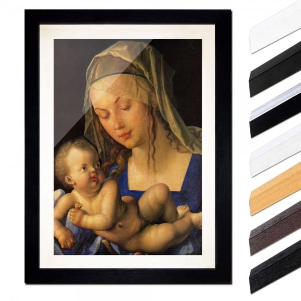 Albrecht Dürer - Maria mit der Birnenschnitte