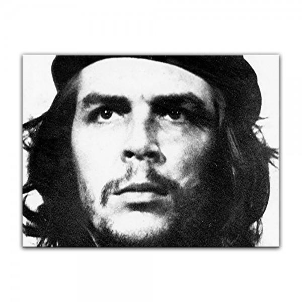 Leinwandbild - Che Guevara Porträt