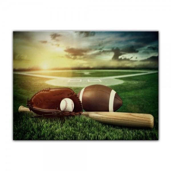 Leinwandbild - American Sports