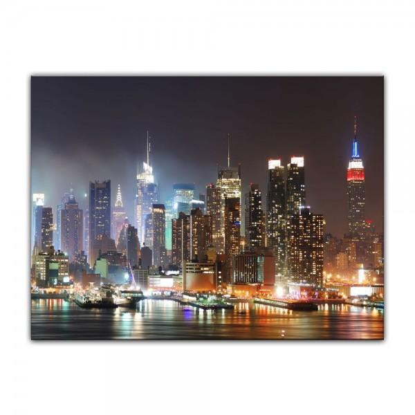 Leinwandbild - New York IV