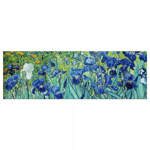Leinwandbild - Vincent van Gogh - Iris