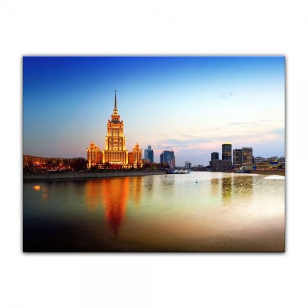 Leinwandbild - Moskau - Russland