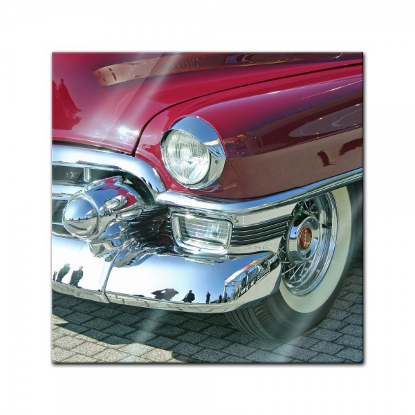 Glasbild - Cadillac