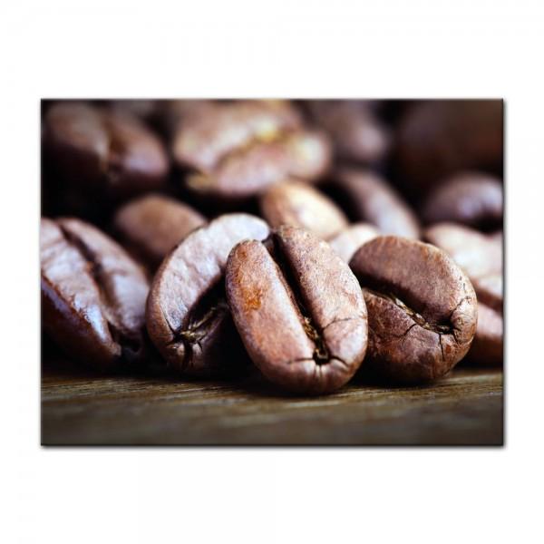 Leinwandbild - Kaffeebohnen II