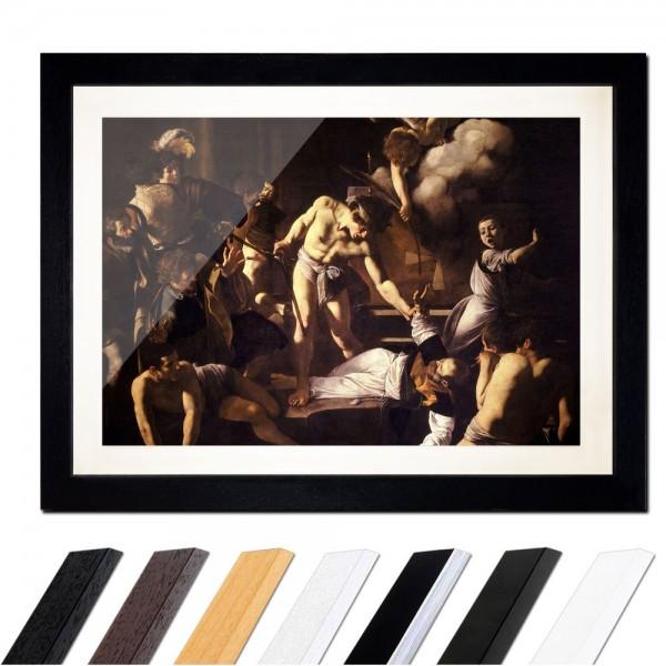 Caravaggio - Martyrium des heiligen Matthäus