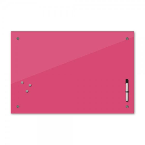 Memoboard - pink - 24 Farben
