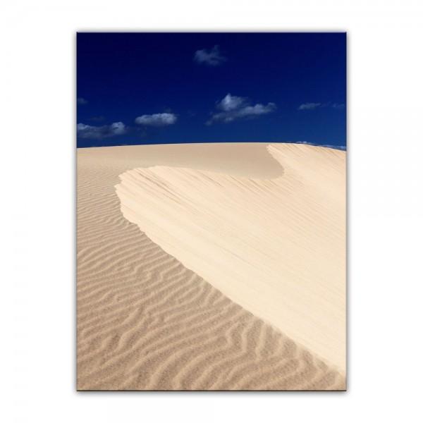 Leinwandbild - Sanddüne II
