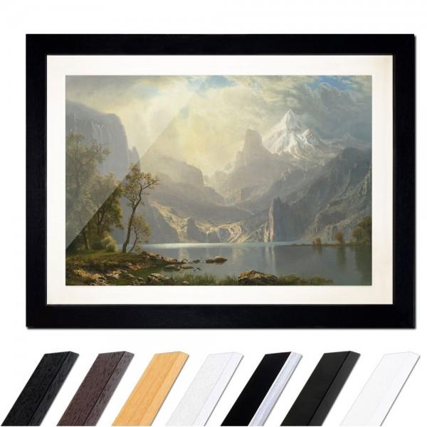 Albert Bierstadt - Lake Tahoe