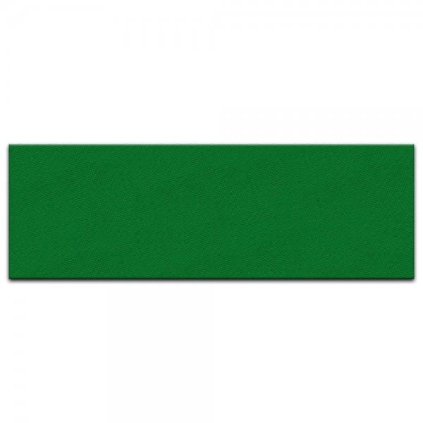 bemalbare Leinwand in grün - Panorama