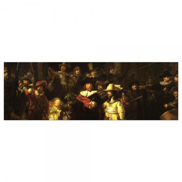 Leinwandbild - Rembrandt - Die Nachtwache
