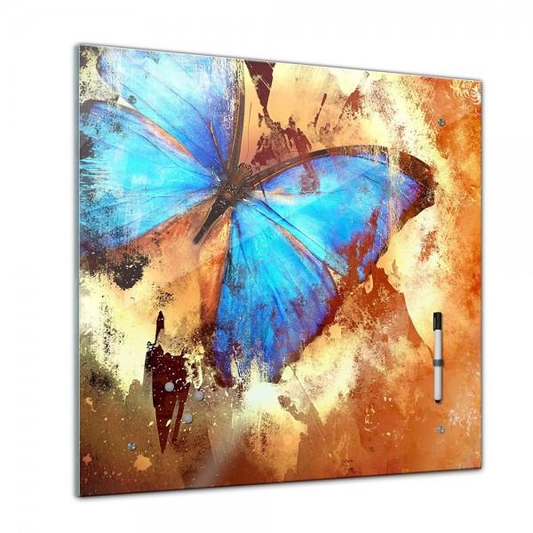 Memoboard - Tiere - Schmetterling - 40x40 cm