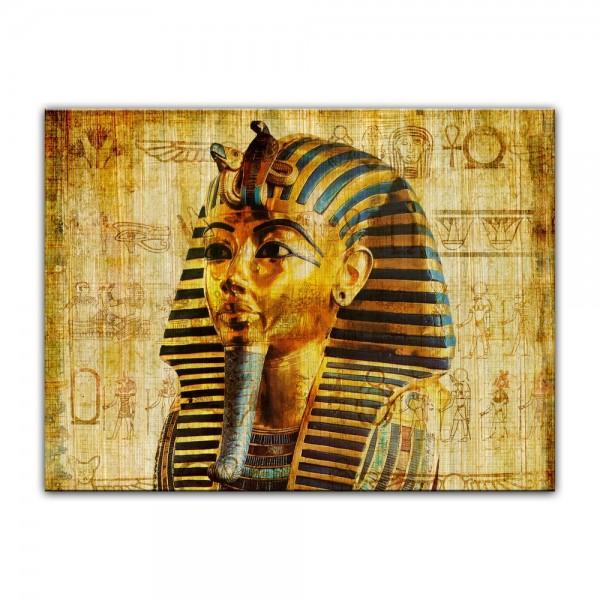 Leinwandbild - Pharao - Ägypten