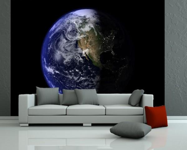 Fototapete - Erde