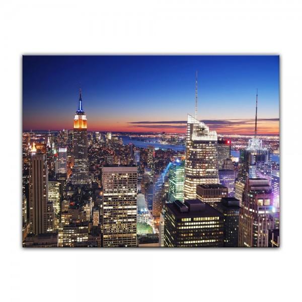 Leinwandbild - New York, New York