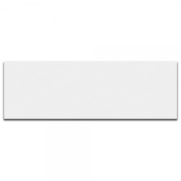 Künstlerleinwand - bemalbare Leinwand in weiß - Panorama