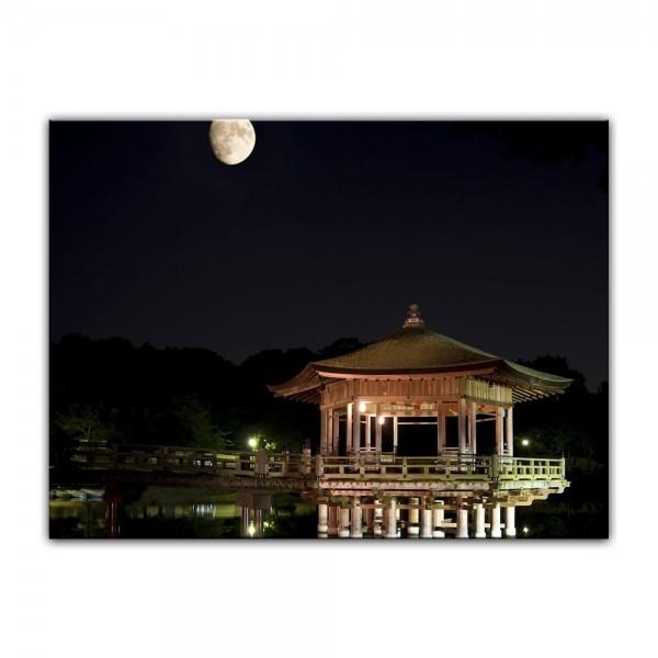 Leinwandbild - Asien Nara