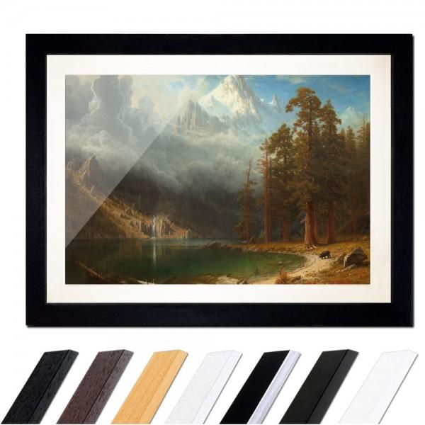 Albert Bierstadt - Mount Corcoran
