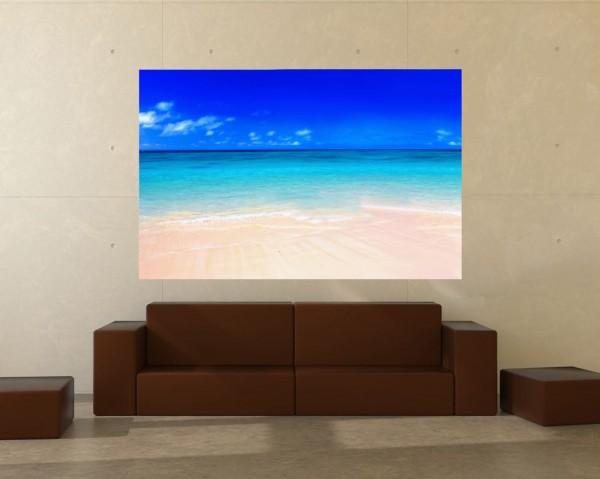 Fototapete - Sandstrand Bahamas