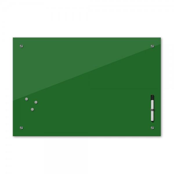 Memoboard - grün - 24 Farben