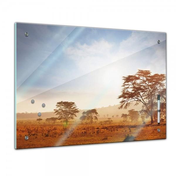 Memoboard - Landschaft - Kenia