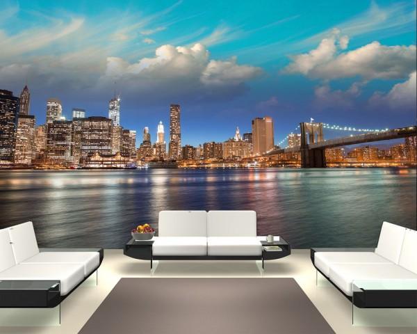 Fototapete - New York VI
