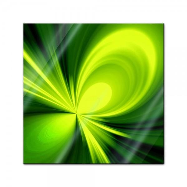 Glasbild - Abstrakte Kunst XLIV