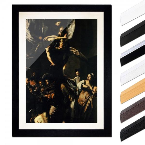 Caravaggio - Die sieben Werke der Barmherzigkeit