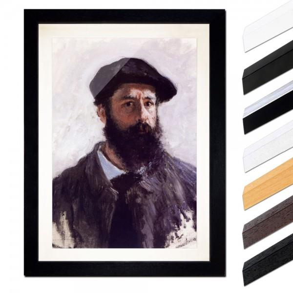 Claude Monet - Selbstportrait