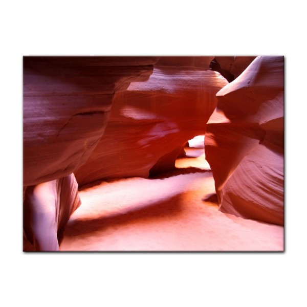 Leinwandbild - Antelope Canyon II - Arizona USA
