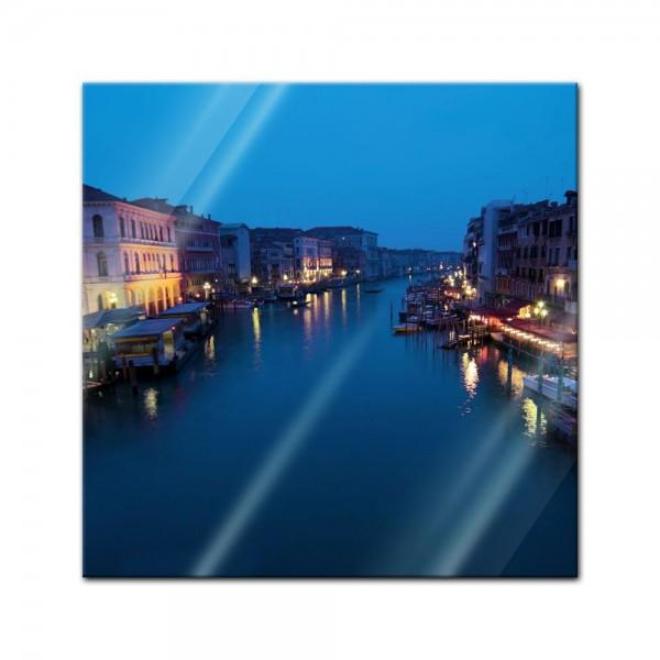 Glasbild - Venedig IV