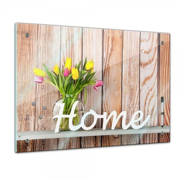 Memoboard - Home Dekor Tulpen