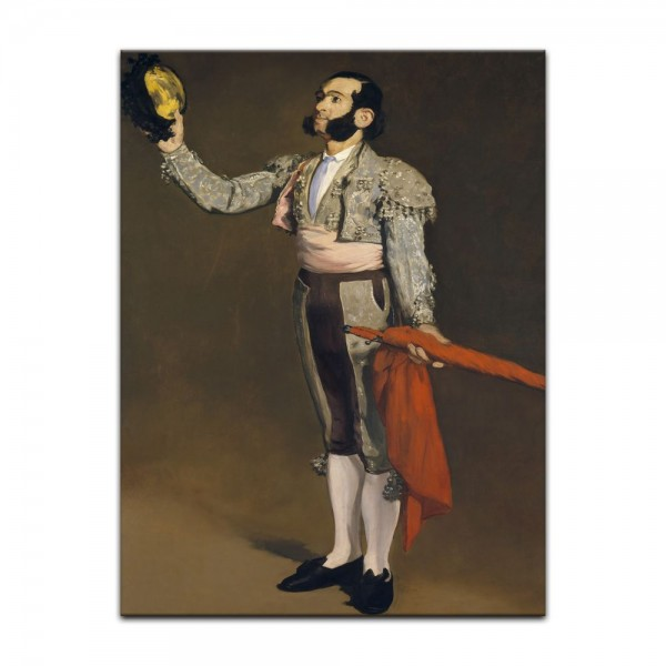 Leinwandbild - Édouard Manet - Matador