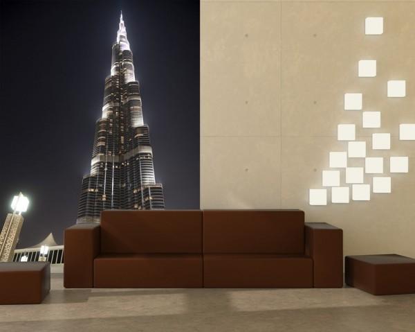 Fototapete - Burj Khalifa