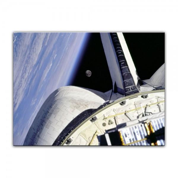Leinwandbild - Space Shuttle