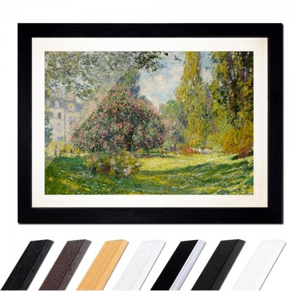 Claude Monet - Parc Monceau
