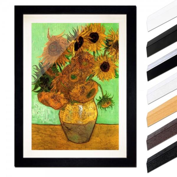 Vincent van Gogh - Zwölf Sonnenblumen