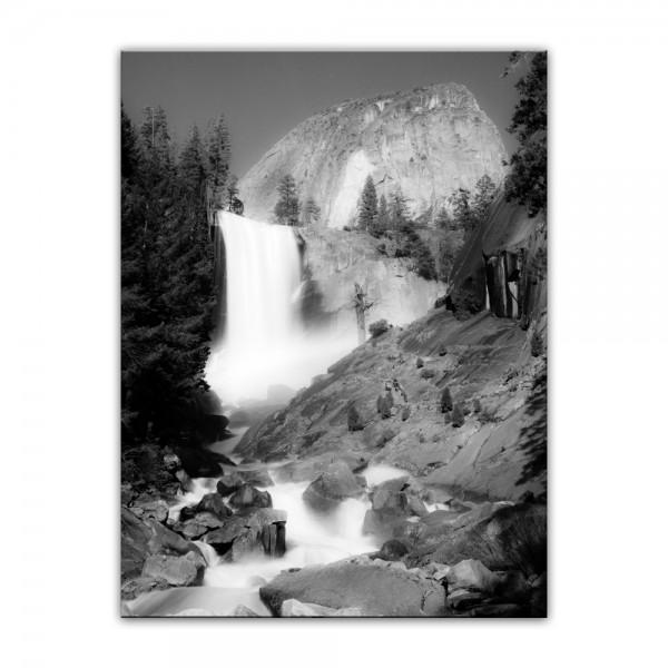 Leinwandbild - Wasserfall III