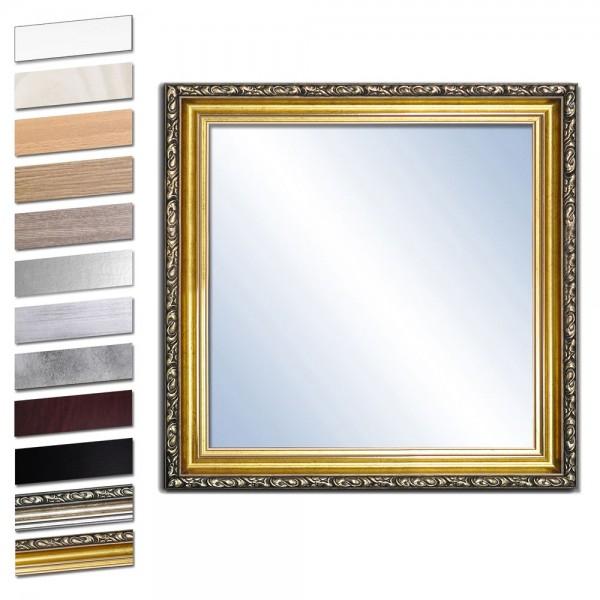 Wandspiegel Spiegel Badspiegel ca. 60x60 cm