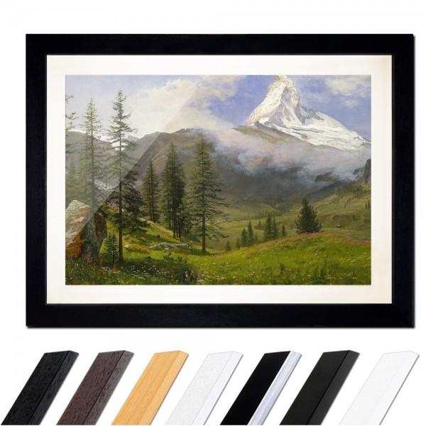 Albert Bierstadt - Matterhorn 2