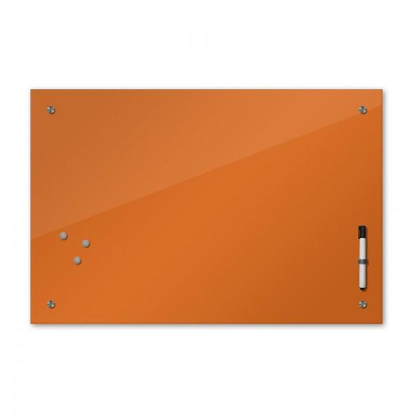 Memoboard - kupfer - metallic - 24 Farben
