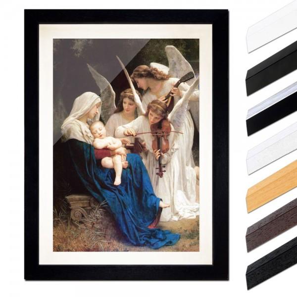 William-Adolphe Bouguereau - Das Lied der Engel