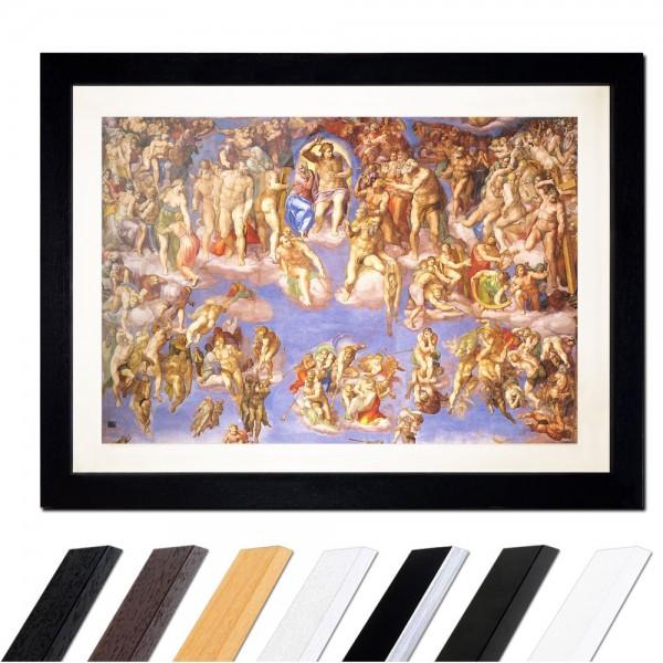 Michelangelo - Jüngstes Gericht II