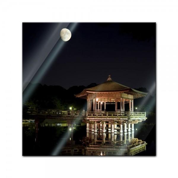 Glasbild - Asien Nara