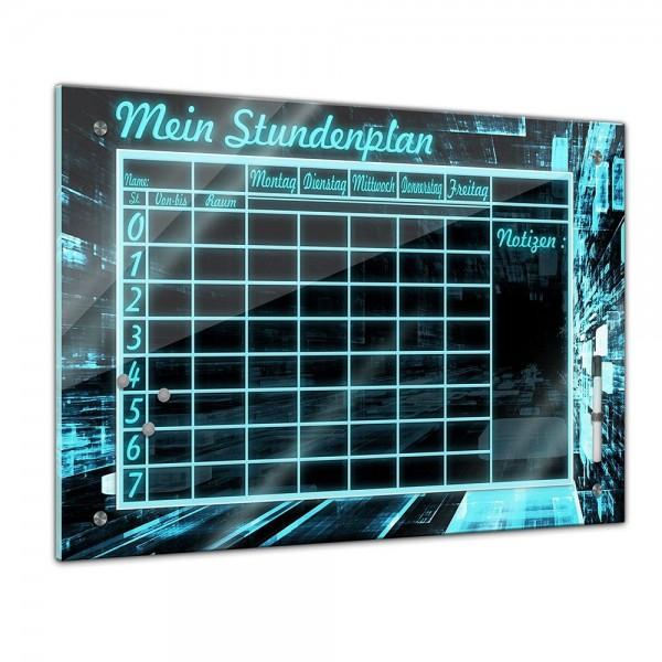 Memoboard - Stundenplan - Matrix