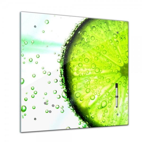 Memoboard - Essen & Trinken - Zitrone - 40x40 cm