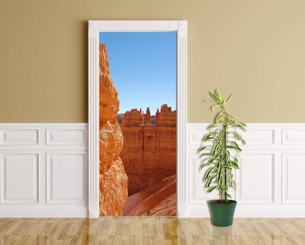 Türaufkleber - Bryce Canyon