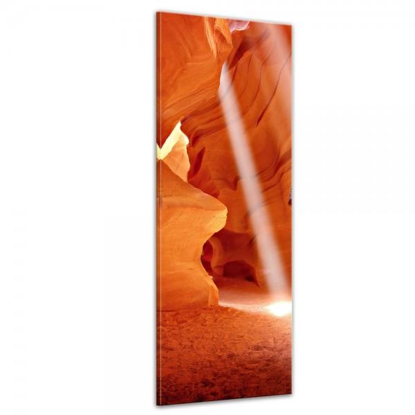 SALE Leinwandbild - Antelope Canyon I - 50x160 cm