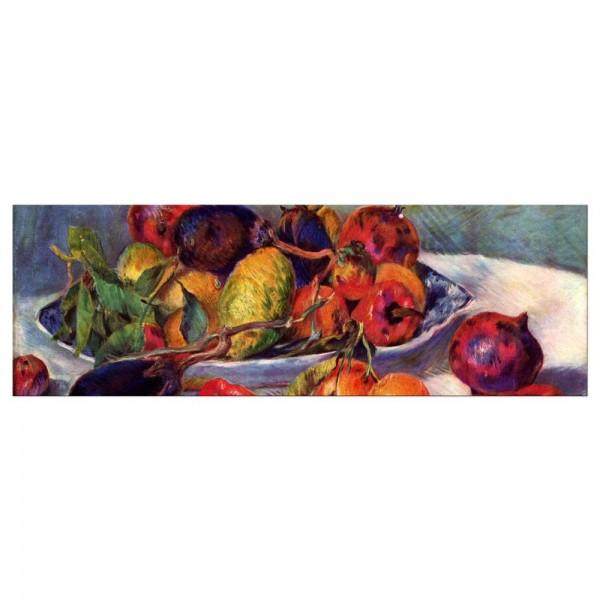 Leinwandbild - Pierre-Auguste Renoir - Stillleben mit Südfrüchten